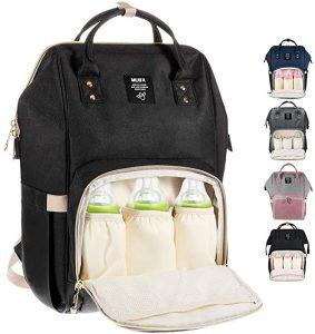 Baby's hospital bag - diaper bag